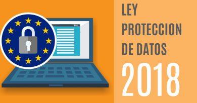 Nuevo RLPD. (Protección de Datos).
